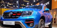 雷诺Duster1.3TurboPetrol推出价格从卢比起1049万