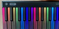 LumiKeys是一种无需钢琴即可学习钢琴基础知识的愉快方式