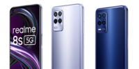 荣耀8s5G手机高达8GB内存5000mAh电池推出起价为卢比17999