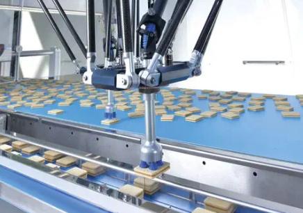 Schubert新型T4和T5拾放机器人基于Delta机器人类型