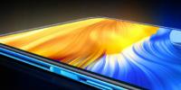 荣耀X10Max正面搭载7.09英寸护眼RGBW阳光屏