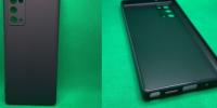 三星Note20的造型基本延续了前代方正硬朗的风格