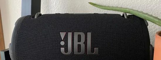 JBL的Xtreme3是一款近乎完美的便携式蓝牙音箱