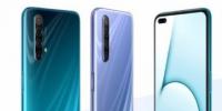 realme在国内发布了全新的5G手机realmeX50