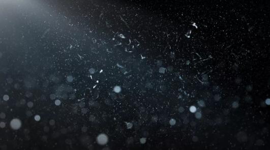 每年有5200吨外星尘埃落在地球上