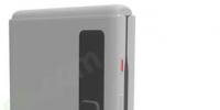 这款折叠屏手机采用了与三星GalaxyZFilp相似的折叠方案