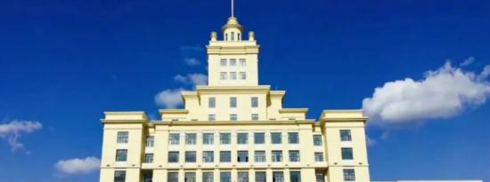 北京外国语大学80周年校庆到来之际
