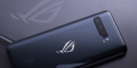 ROG游戏手机3采用一块6.59英寸144HzAMOLED屏拥有6000mAh大电池