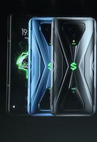 黑鲨游戏手机3S此次加入了屏幕压感4.0
