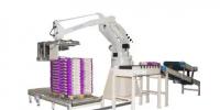 我们的机器人是自动码垛生产线的理想选择