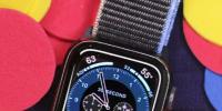 AppleWatch7将通过更大的屏幕和扁平边缘设计获得更大的尺寸