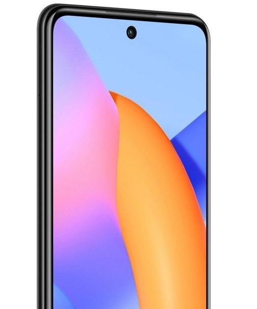 荣耀X10Lite正面搭载6.7英寸IPS打孔屏