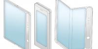 小米这款手机的折叠方案是内折式